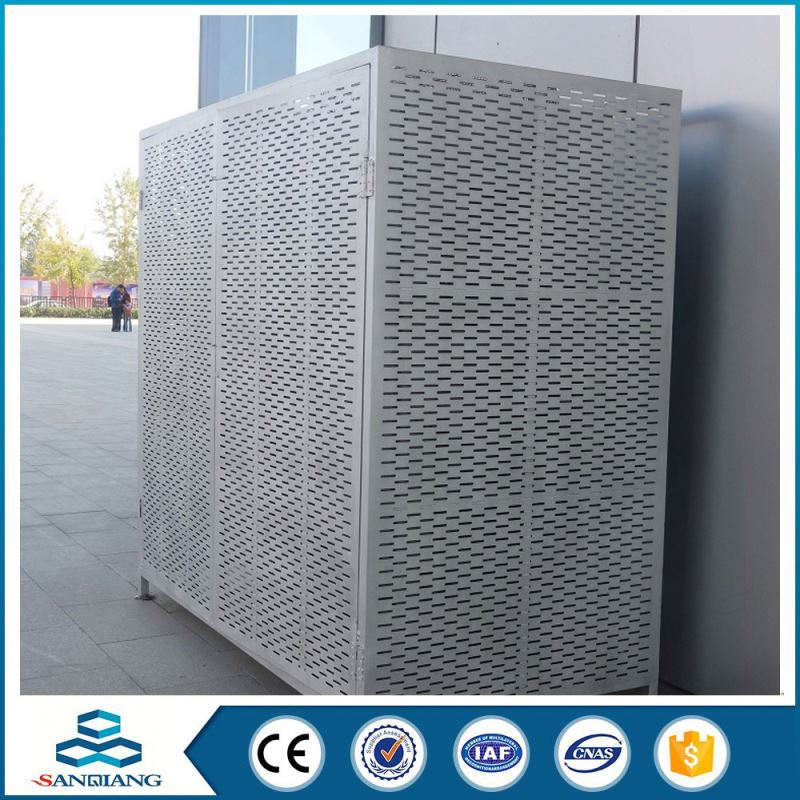 best price oval perforated metal mesh with iso9001
