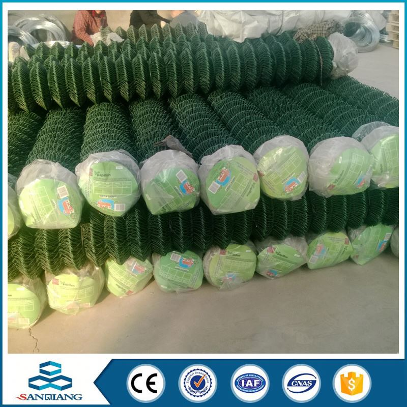farm protective 9 gauge portable used chain link fence