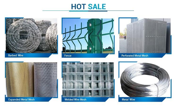 galvanized powder coated aluminum expanded metal mesh