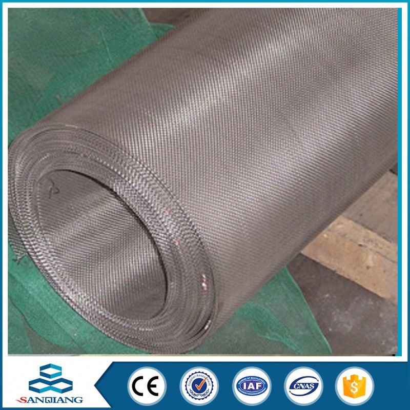2016 High Quality Strong Quality high temperature insect net mesh fuel filter strainer