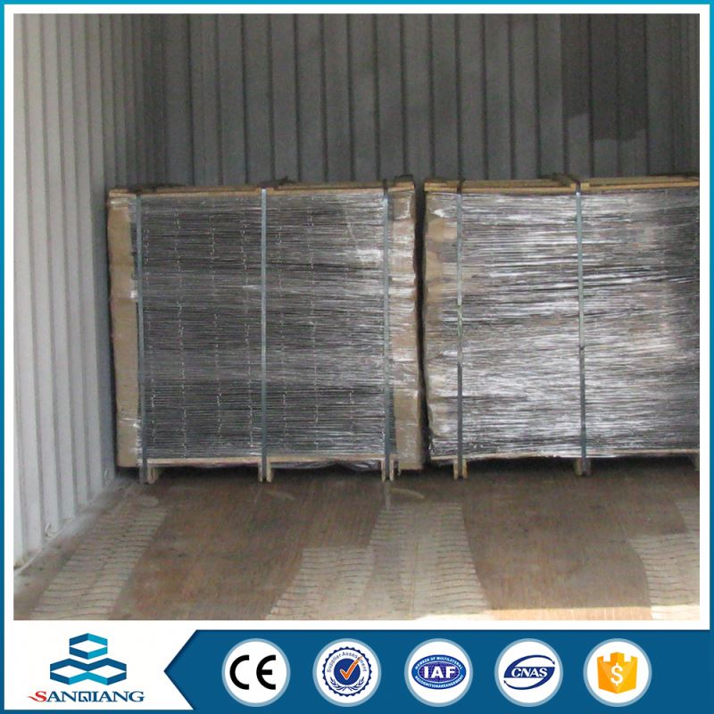 heavy gauge galvanized welded wire mesh panel for exportation