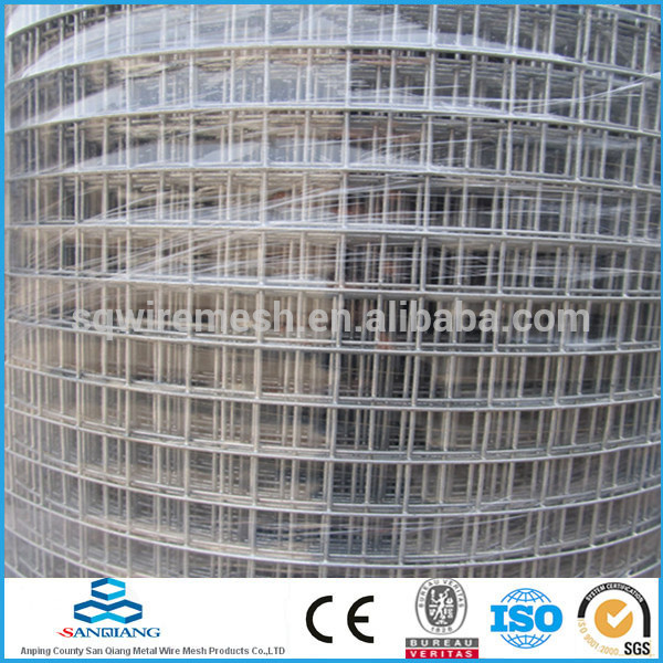6*6 reinforcing welded wire mesh (Anping manufacture)