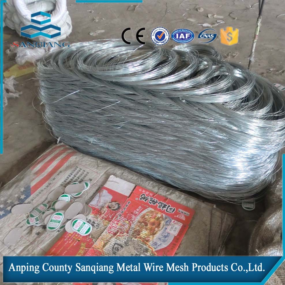 China factory direct supply 1.2mm galvanized steel wire
