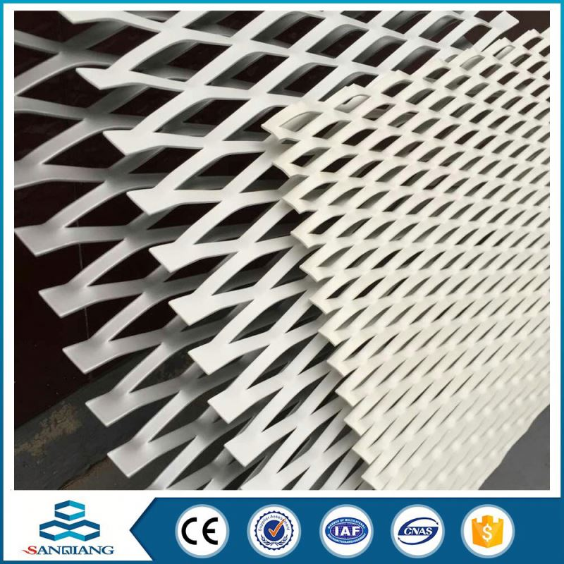 anodized aluminum material expanded metal mesh