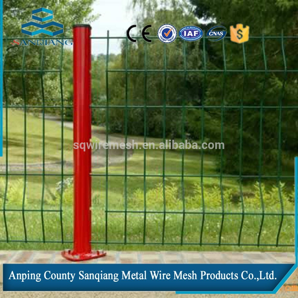 Hot Sale galvanized /PVC coated welded Wire Mesh Fence