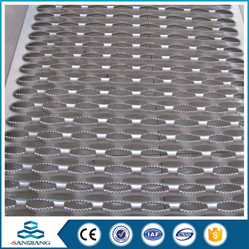 bottom price screen lows perforated metal mesh for craft making