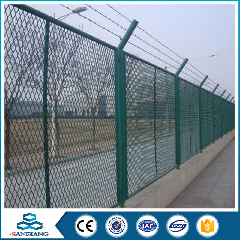 Made In China Durable cheap security fences for sale