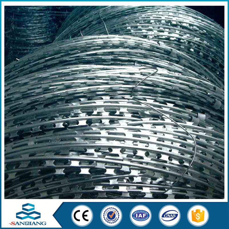 Best Selling In America razor blade barbed wire mesh