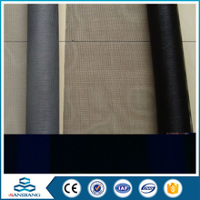 A variety of colors adjustable window screens 48 mesh material rolls