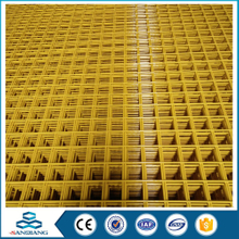 High Quality heavy gauge 2x2 galvanized welded wire mesh fence panel