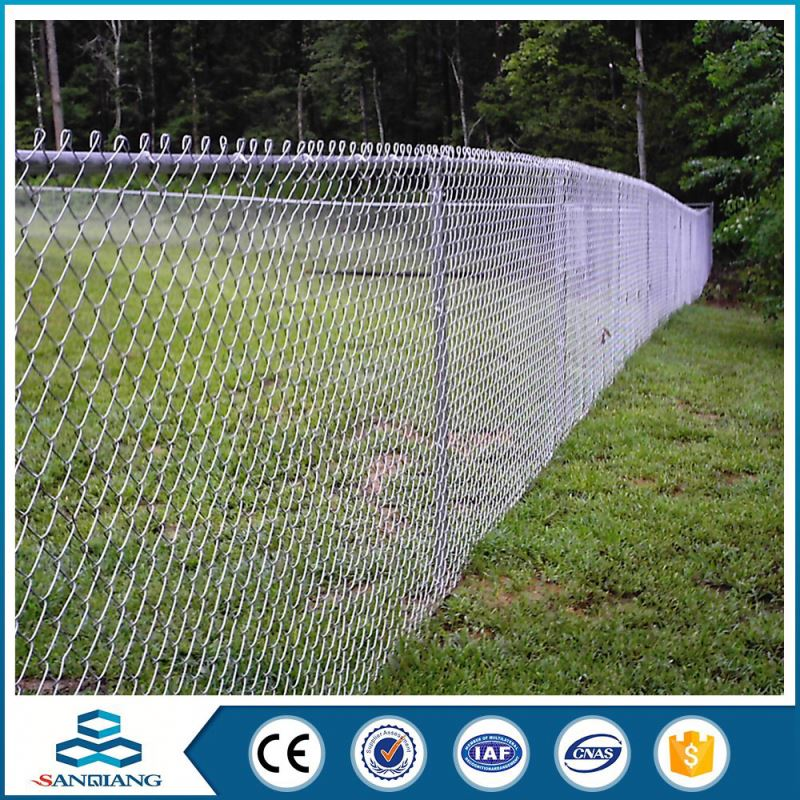 competitive price temporary galvanized bow top frame metal fence