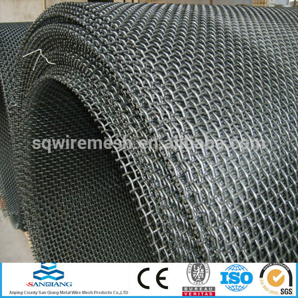 manufacturer crimped wire mesh