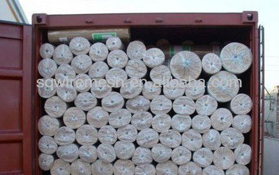 hot sales aluminum alloy wire mesh
