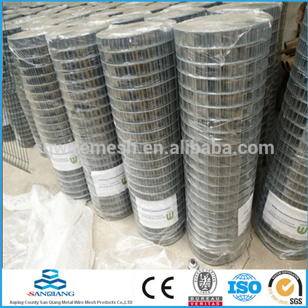 factory direct sell welded wire mesh (Anping manufacture)