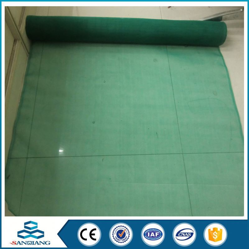 2016 Popular prefab mobile window screens insect mesh