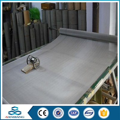 Golden Supplier Long Life stainless steel mesh screen sheet made in china