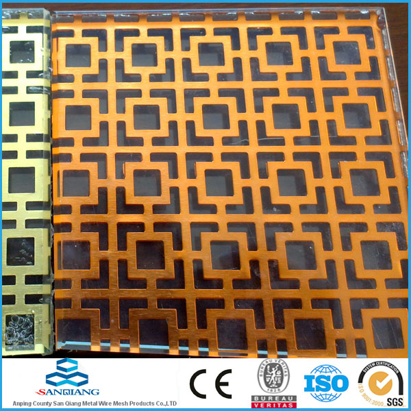 high quality Perforated Metal (gold supplier )