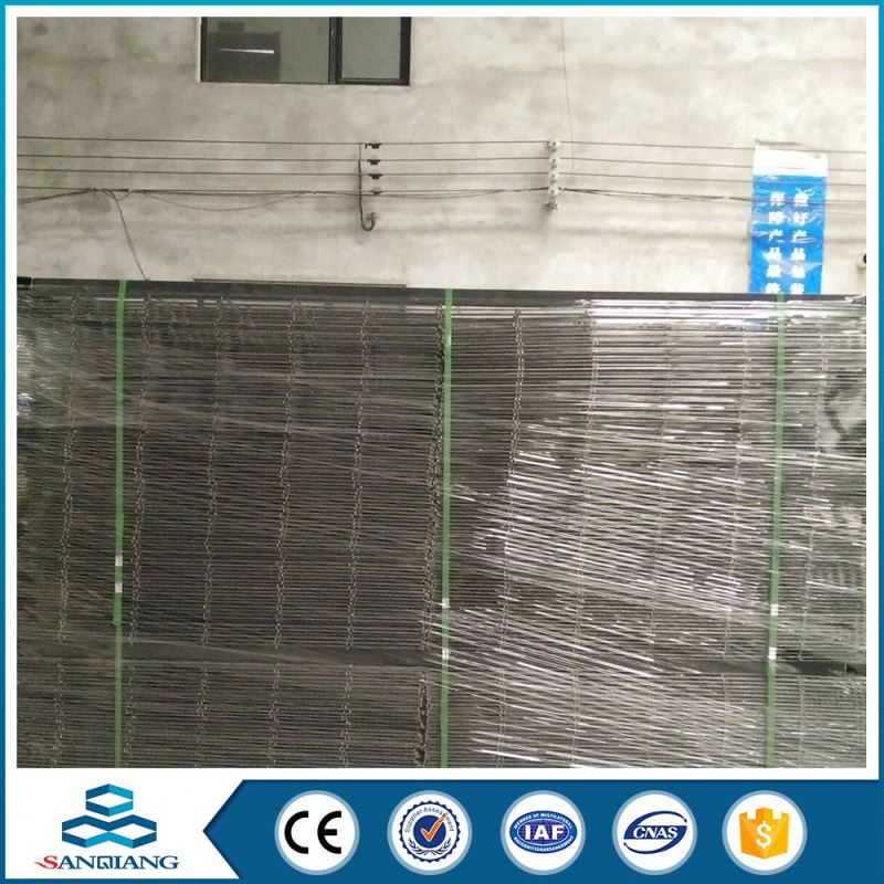 3x3 galvanized welded wire mesh panels for fence panel