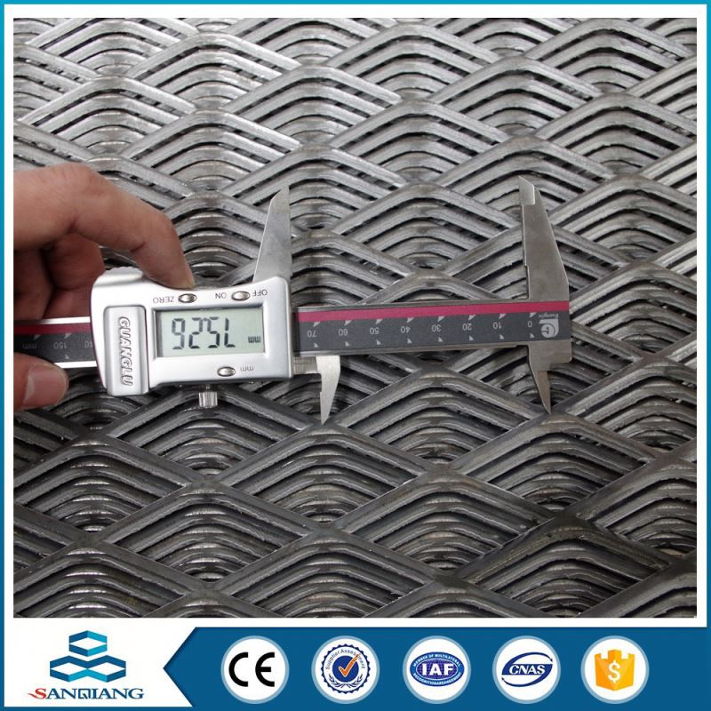 galvanized iron wire expanded metal mesh price