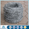 cheap coiled heavy duty galvanized barbed wire hot sale