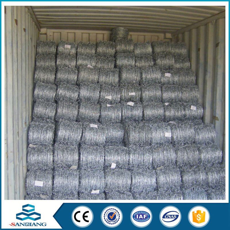 400mm coil diameter galvanized small roll price razor barbed wire
