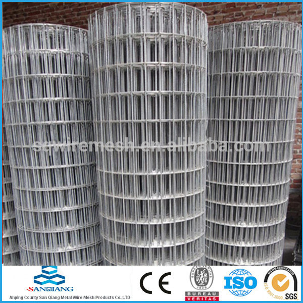 SQ-PVC coated welded wire mesh (Anping manufacture)