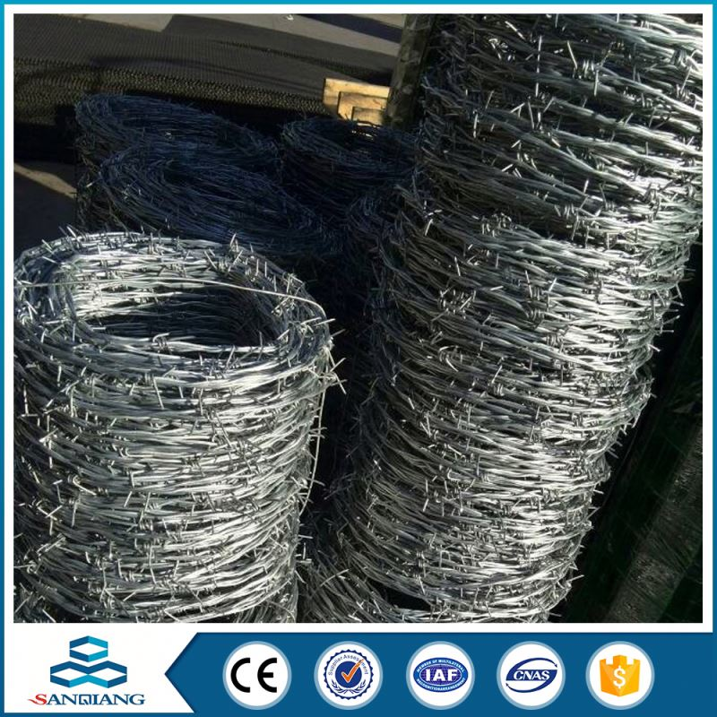 alibaba cheap security sharp grass boundary razor wire price in anping