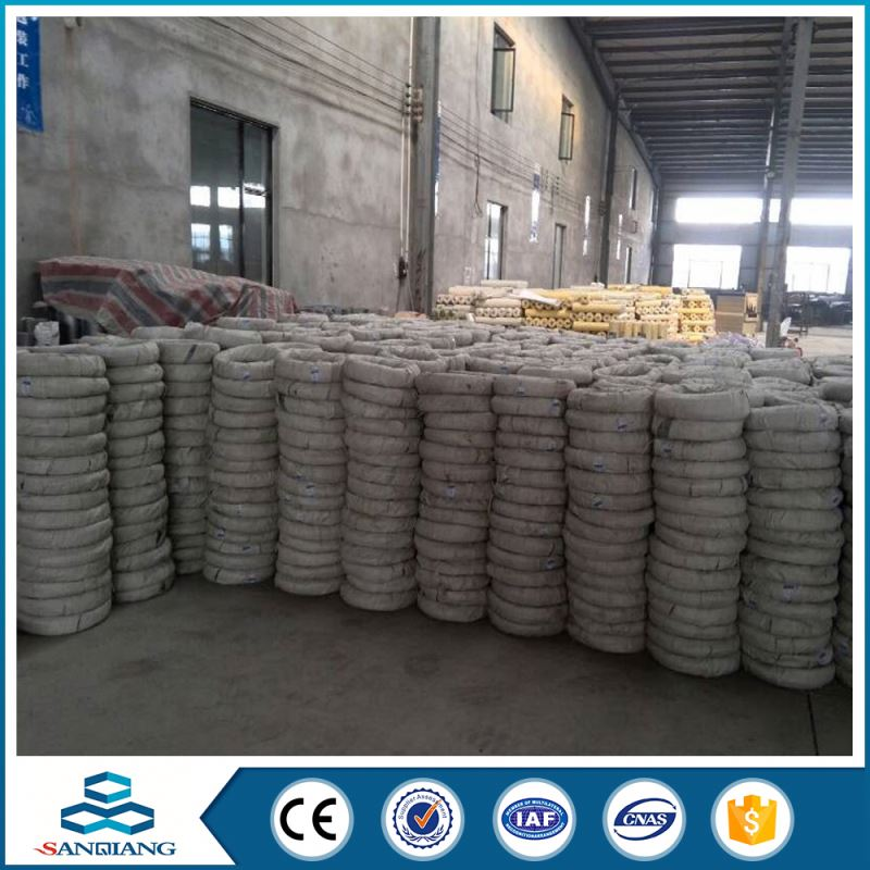 pvc coated good quality big coil galvanized iron wire