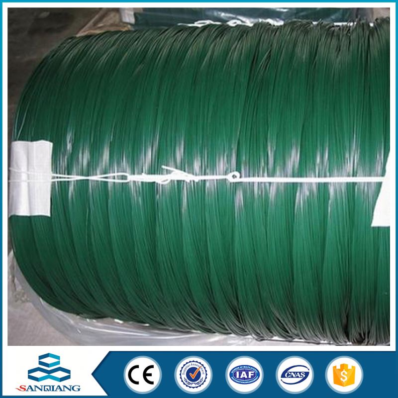 best price galvanized black iron wire making machine