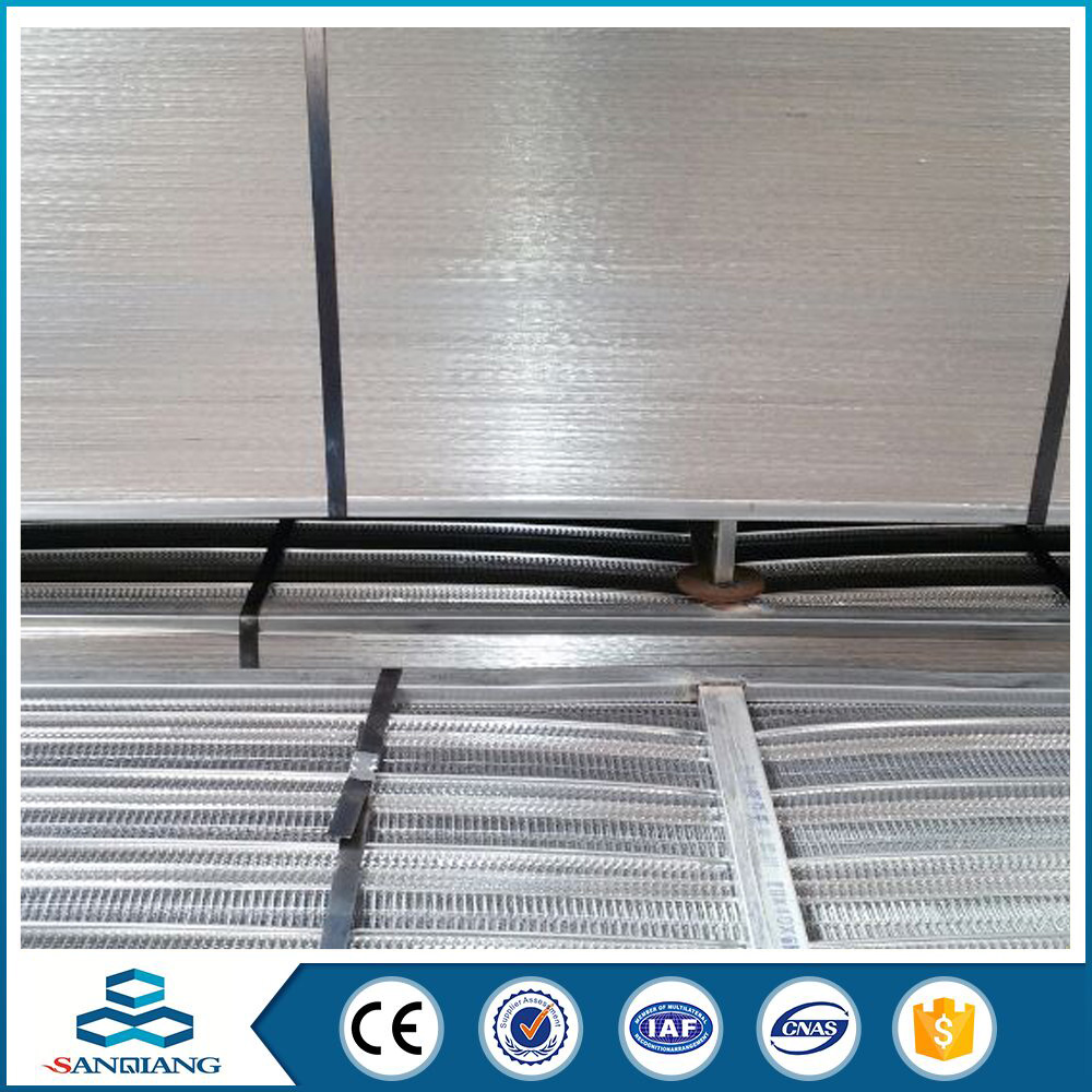 my test high quality portable spinning Rib Lath installation