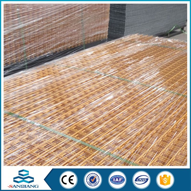 chinese green vinyl coated galvanized welded wire mesh panels for safety