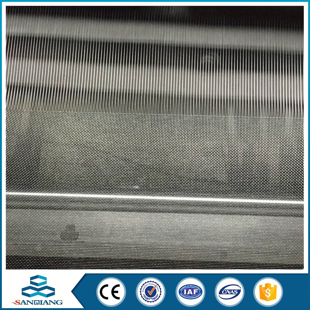 my test cheap price 20 gauge 304 galvanized Stainless Steel Wire Mesh 3mm