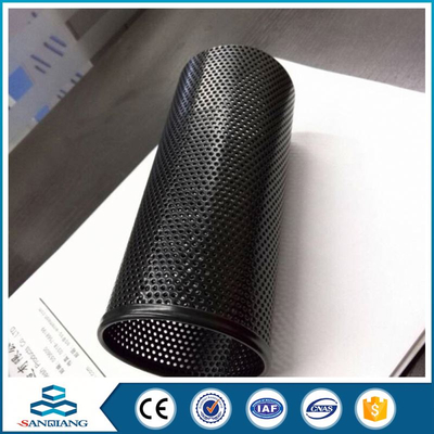 1mm lowes perforated metal mesh for transport