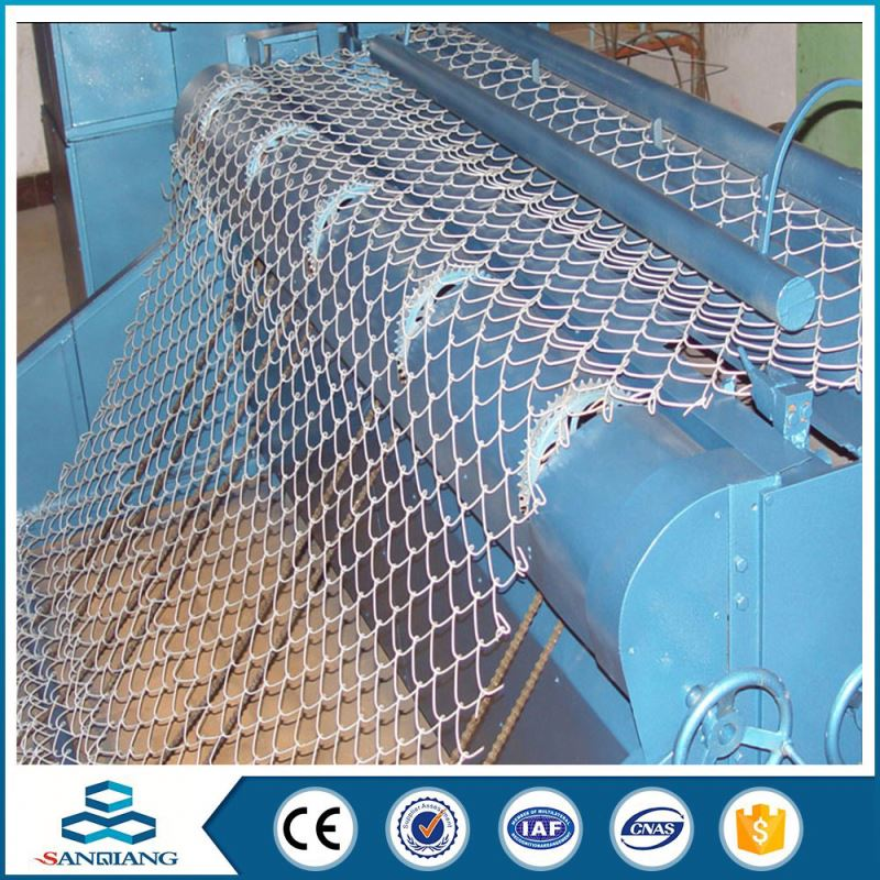 2016 New Design 2 1/4' movable used chain link fence