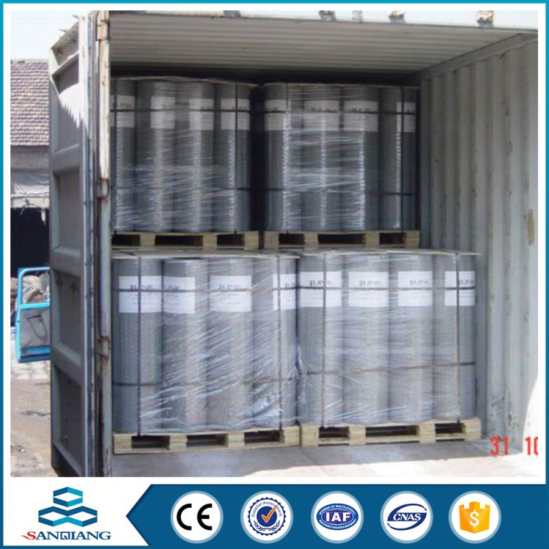 hot sell 10x10 8 gauge concrete reinforcing welded wire mesh