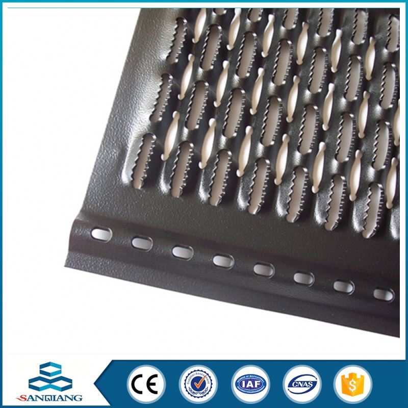 factory price electric stylish decorative light perforated metal sheet mesh