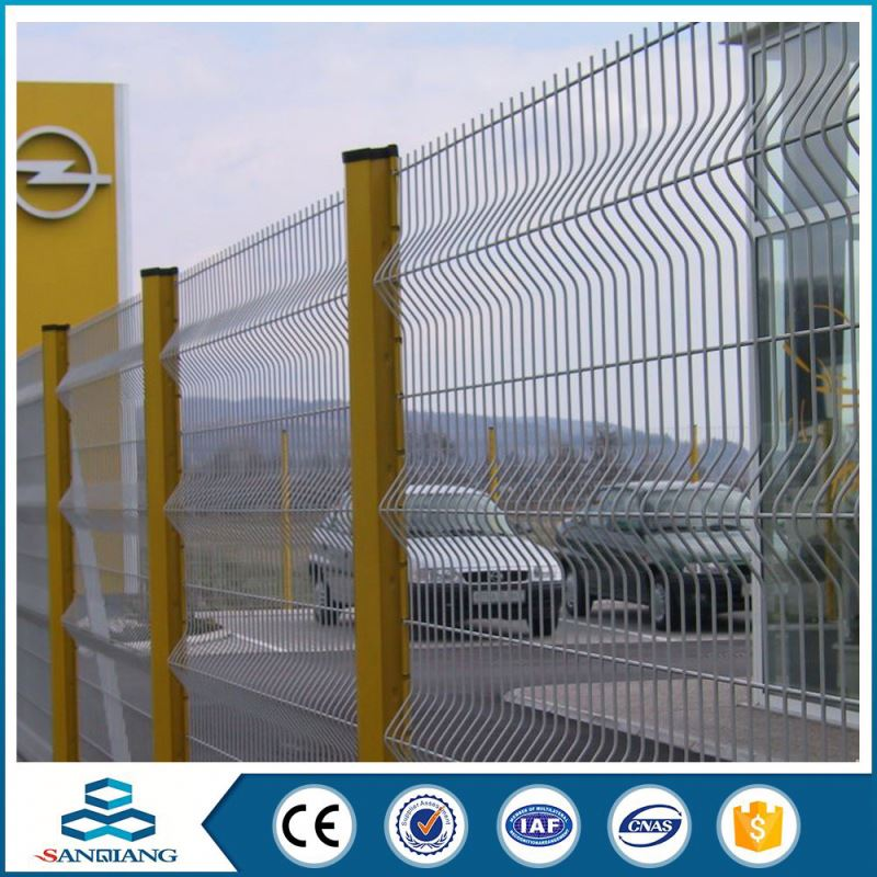 cheap vinyl galvanized expanded metal wrought iron fence panels for sa