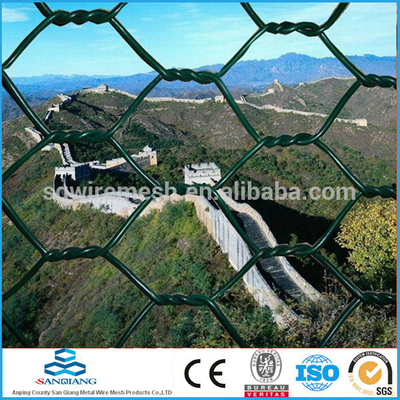 Anping PVC coated Hexagnal Wire Mesh