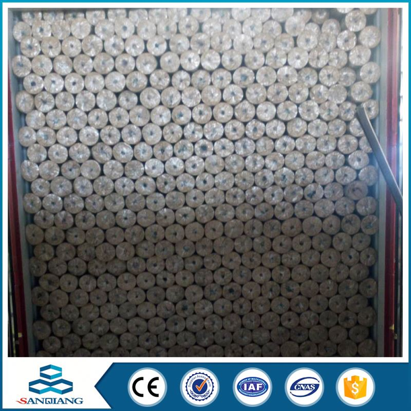 10mm concrete reinforcement 2x2 galvanized welded wire mesh panel for construction