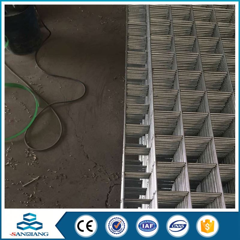 factoy low price 358 pvc coated welded wire mesh panel on sale