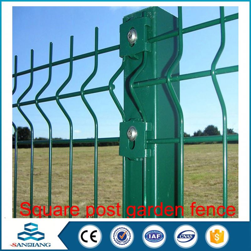 china galvanizd twin wire fence wire products