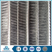 low price 1/8' flat metal rib lath