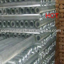 Industrial Diamond Steel Mesh Expanded Metal
