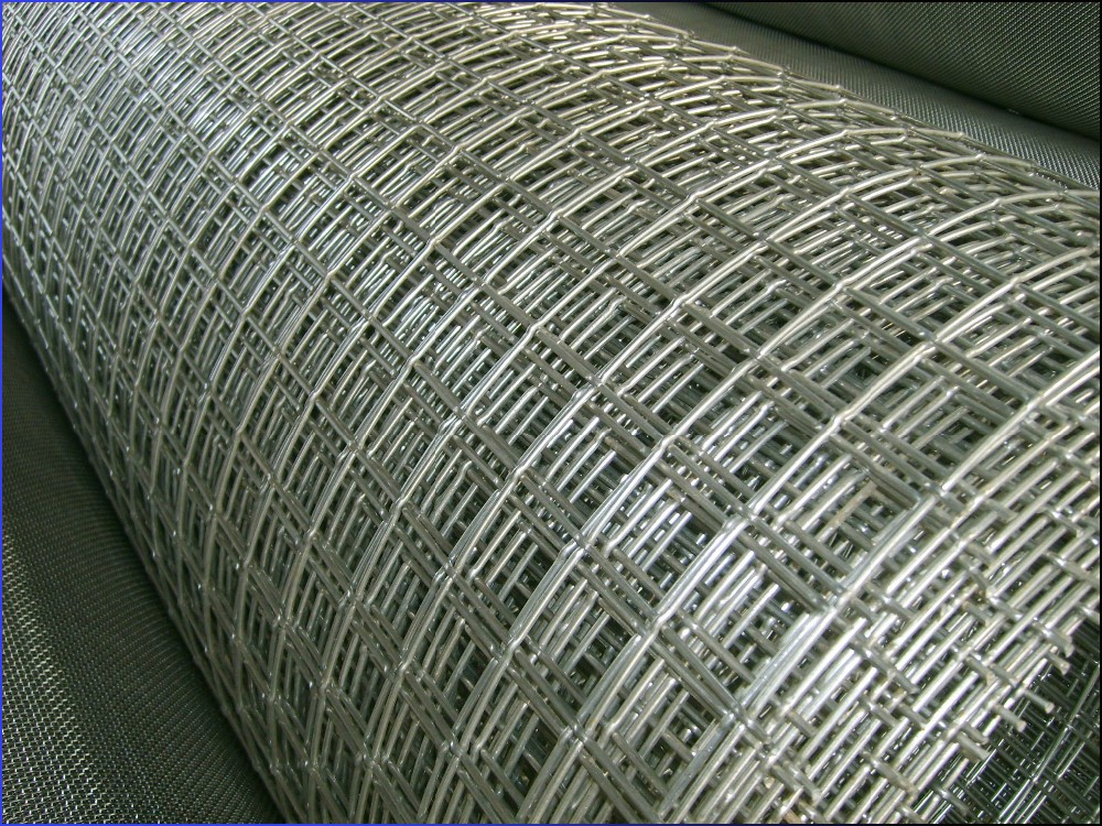 According To Customer Needs steel wire crimped mesh fence