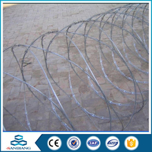 Best Professional military razor wire mesh fencing installation prices