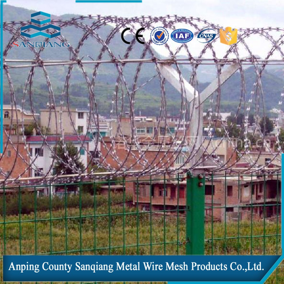 Big big Discount for barbed wire manufacturer factory price