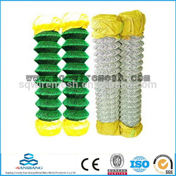 Low carbon steel Anping Chain Link Fence(manufacturer)