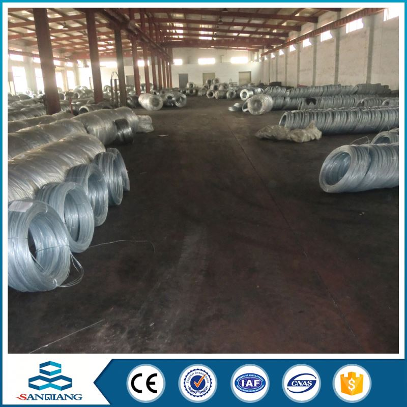 quality black galvanized iron wire uses mesh for air filter