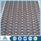 decorative screen oval perforated sheet metal mesh for smoke filter