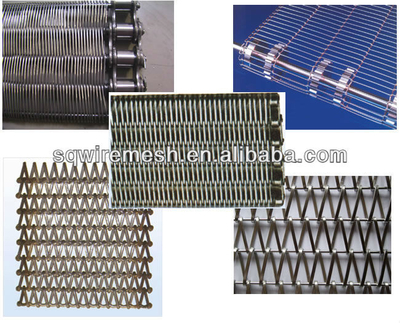 factory conveyer belt mesh